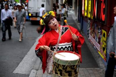 外国人から見た日本人女性