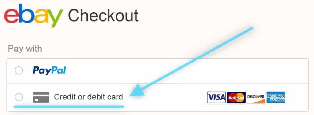 ebay 決済方法