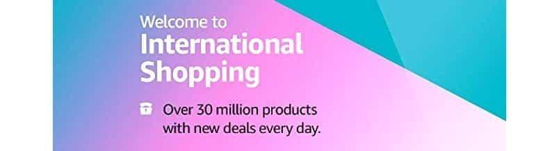 amazon インターナショナル ショッピング 住所